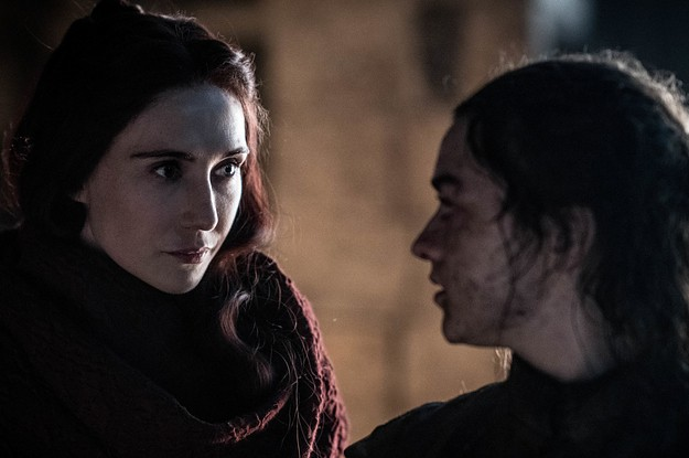 """The Actor Who Played Melisandre In """"Game Of Thrones"""" Said Her Character's Death Was Very Satisfying"""