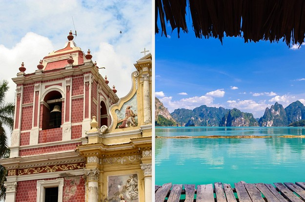 17 Places Around The World You've Never Heard Of But Will Want To Visit