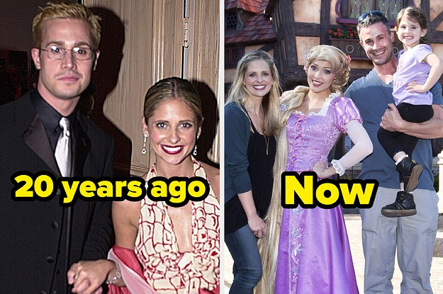 23 Celebrity Couples Who Have Been Together Way Longer Than You Probably Ever Realized