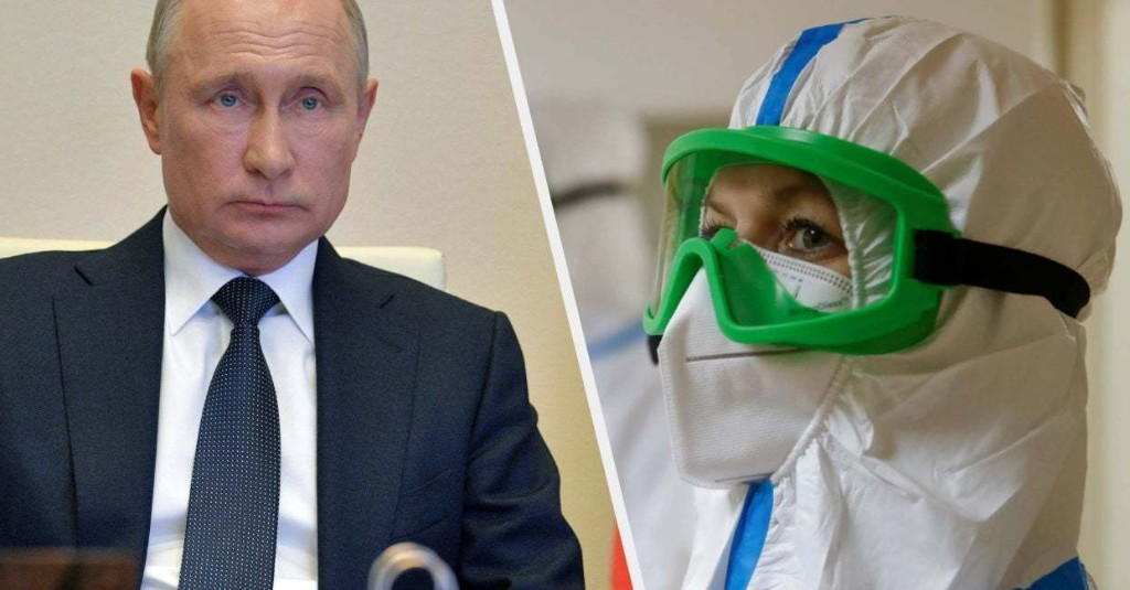 Three Doctors Treating The Coronavirus Have Fallen Out Of Windows. Now Russians Are Asking Questions.