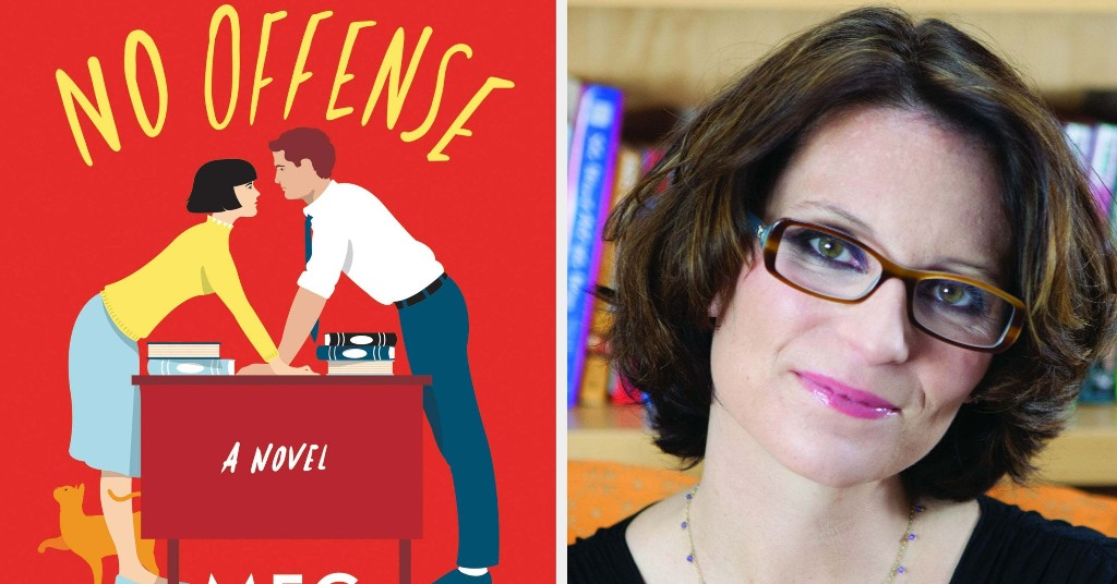 "Meg Cabot's New Novel ""No Offense"" May Or May Not Be Chief Hopper Fan Fiction"