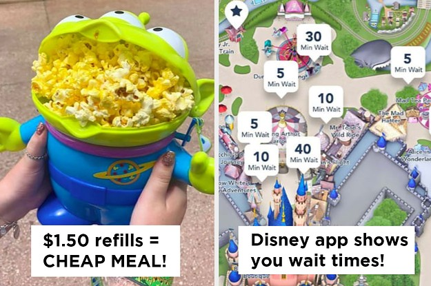 People On Reddit Shared The Best Disney Parks Hacks And They're Super Helpful