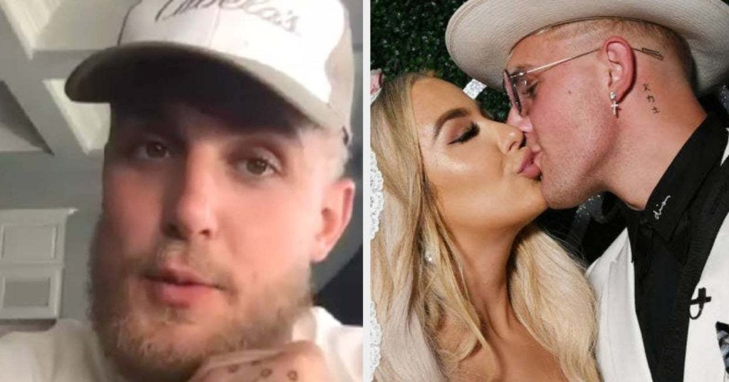 Jake Paul Just Confirmed That His Marriage To Tana Mongeau Was Fake, So Now We Know The Truth