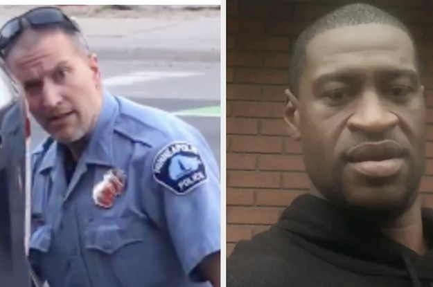 George Floyd And Former Minneapolis Police Officer Derek Chauvin Worked Security At The Same Nightclub. People Who Worked With Them Can't Believe It.