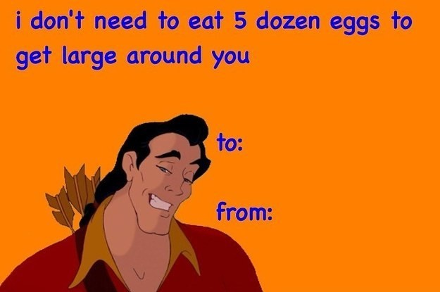 Happy Valentine's Day: Here Are 22 Disney Valentine's Cards That Will Ruin Your Childhood