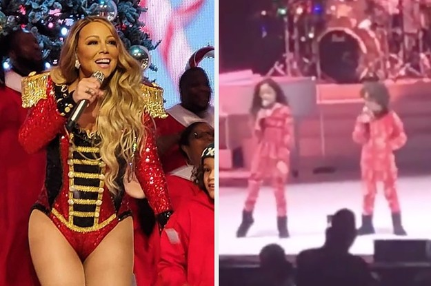 Dahling, We Need To Talk About Mariah Carey's Vocals On Her Christmas Tour