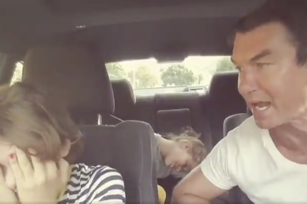 """Jerry O'Connell Screaming At His Kids To Listen To """"When Doves Cry"""" Is The Parenting I Want To See In The World"""