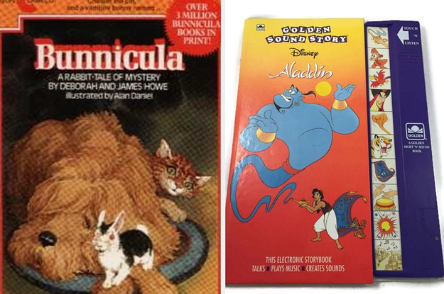 18 Books From Your Childhood That You Totally Forgot You Read