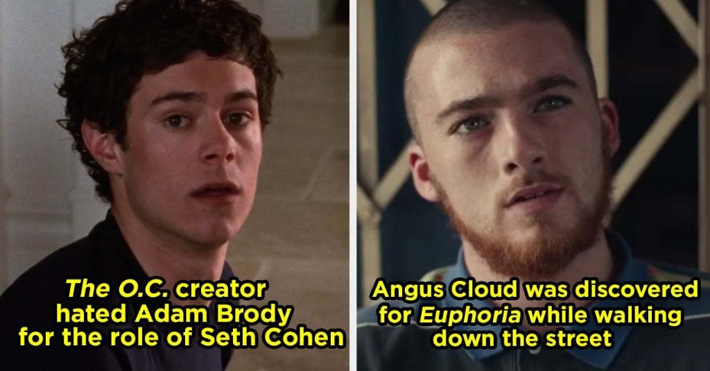 Literally Just 26 Casting Secrets That You Never Knew About Your Fave Teen Dramas