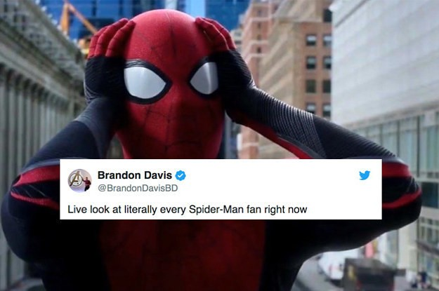 """21 Thoughts That Sum Up How Devastating It Is That """"Spider-Man"""" Will No Longer Be A Part Of The MCU"""