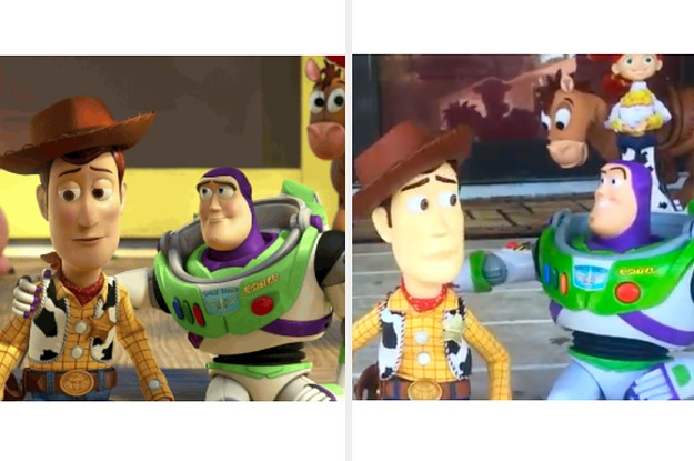 """These Teen Brothers Spent 8 Years Remaking """"Toy Story 3"""" With IRL Toys"""