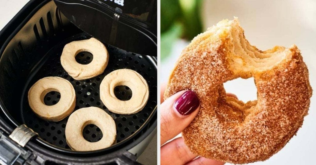 24 Easy Holiday Airfryer Recipes That Pretty Much Make Themselves
