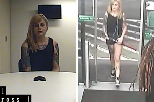 Evie Amati Has Been Found Guilty Of Attempted Murder Over The Sydney Axe Attack