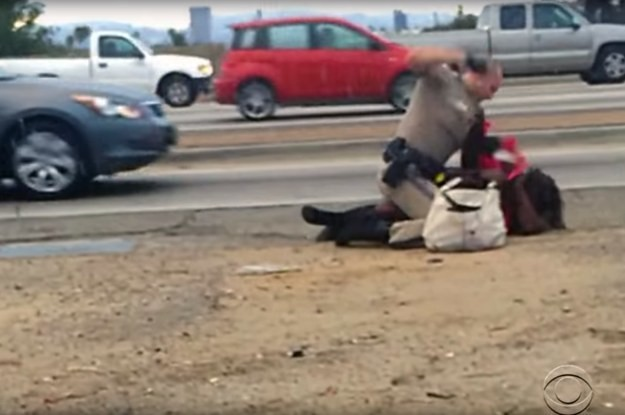 The World Watched Marlene Pinnock Get Beaten By A Cop, So Why Is She Still On The Streets?