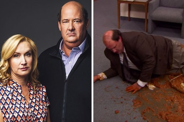 "Kevin From ""The Office"" Opened Up About Filming That Chili Scene"