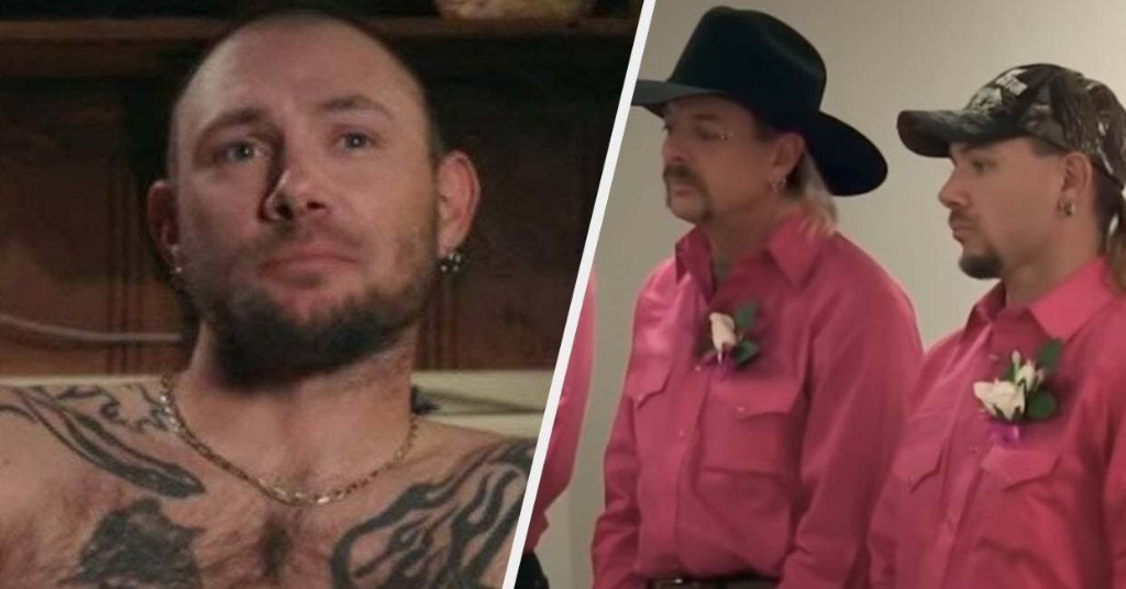 """""""Tiger King"""" Star John Finlay Just Revealed He Was Never Married To Joe Exotic, And Wow, Just Wow"""