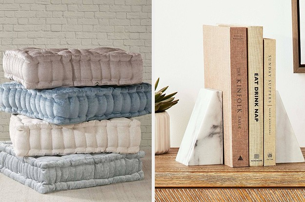 55 Things To Make Your Home Feel More Like, Well, Home