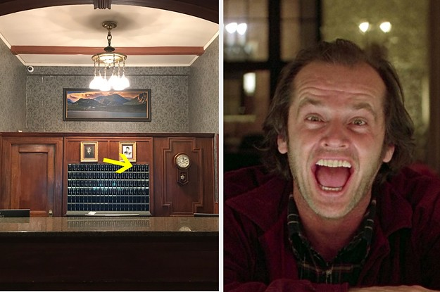 "17 Facts About The Haunted Hotel That Inspired Stephen King's ""The Shining"" And ""Doctor Sleep"""