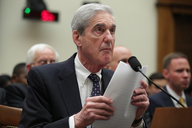 The Mueller Investigation Is Having An Unexpected Moment In Democrats' Impeachment Inquiry Months After It Ended