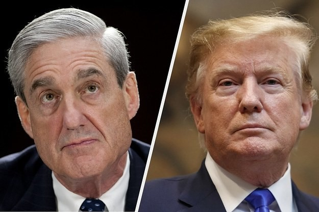 Mueller Said He Would Have Exonerated Trump On Obstruction If The Evidence Supported It, But He Couldn't