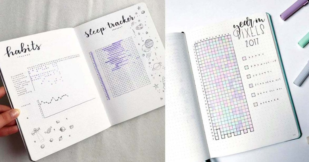26 Bullet Journals So Beautiful You'll Want To Be Healthier