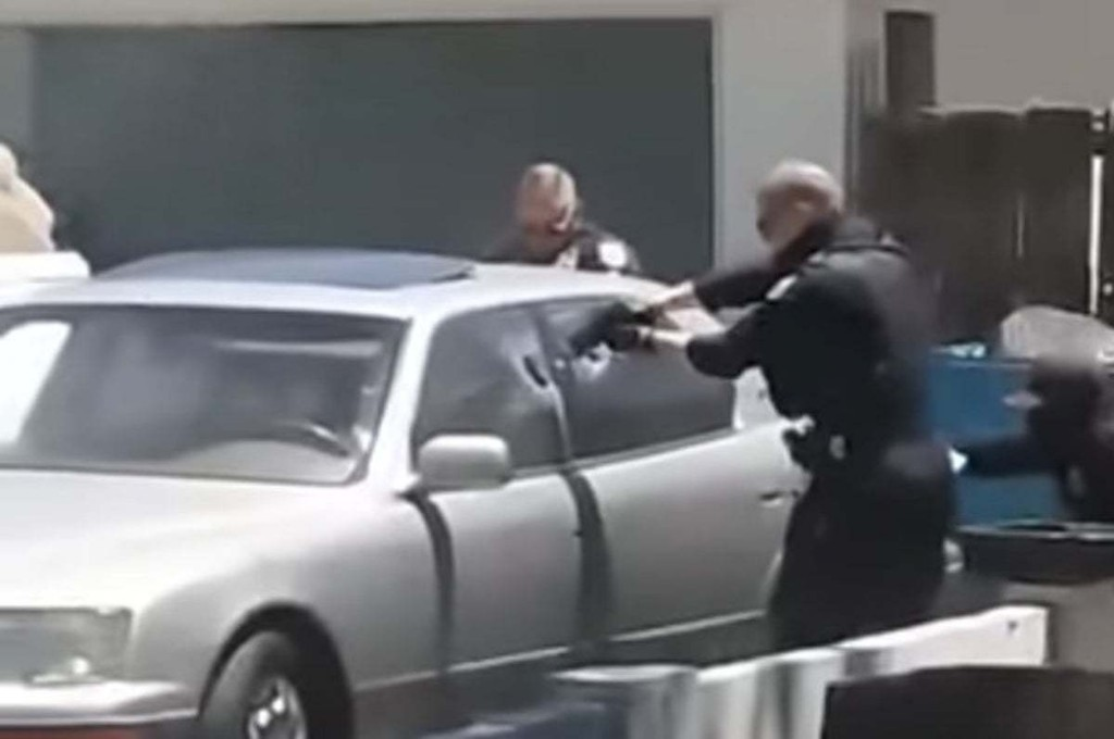 A Viral Video Shows Phoenix Police Fatally Shooting A Man Sitting In A Parked Car