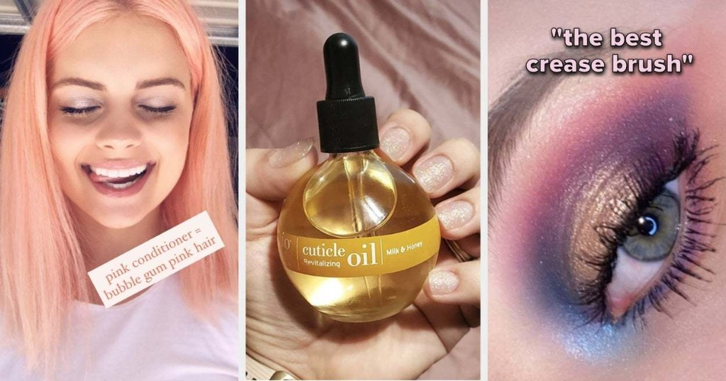 28 Beauty Products You'll Probably Recommend To Anyone Who Will Listen