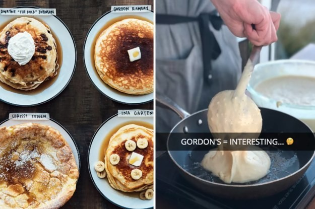 I Tested Famous Pancake Recipes And Found The Very Best One