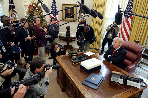 White House Reporters Say Things Are Getting More Challenging