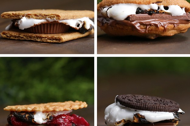 You Won't Be Able To Resist These S'mores Recipes