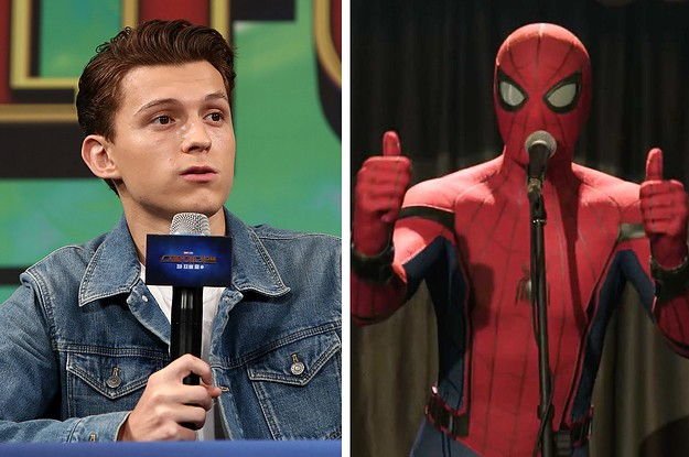 Tom Holland Straight-Up Called The Disney CEO To Save Spider-Man And It Actually Worked