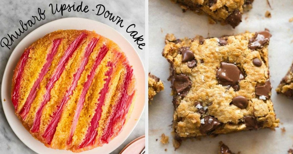21 Weekend Baking Projects That Don't Need Any Flour At All