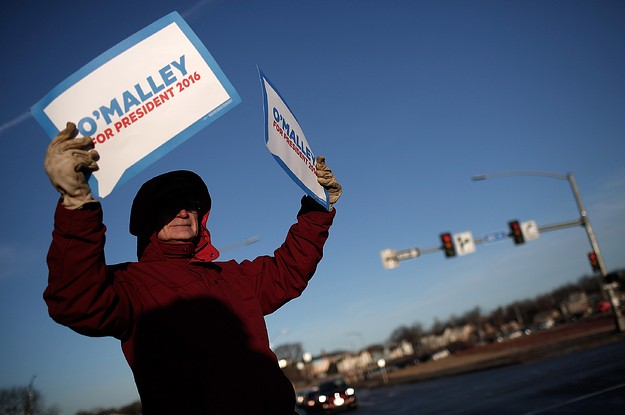 The Loneliness Of The O'Malley Supporter