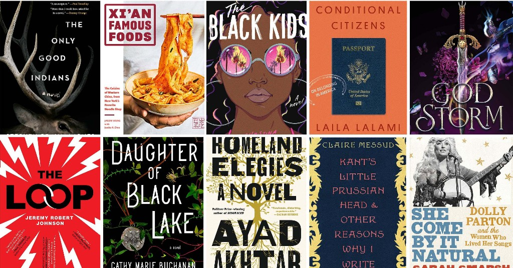 Here Are Some Great Virtual Book Events Happening This Week: Oct. 19-25