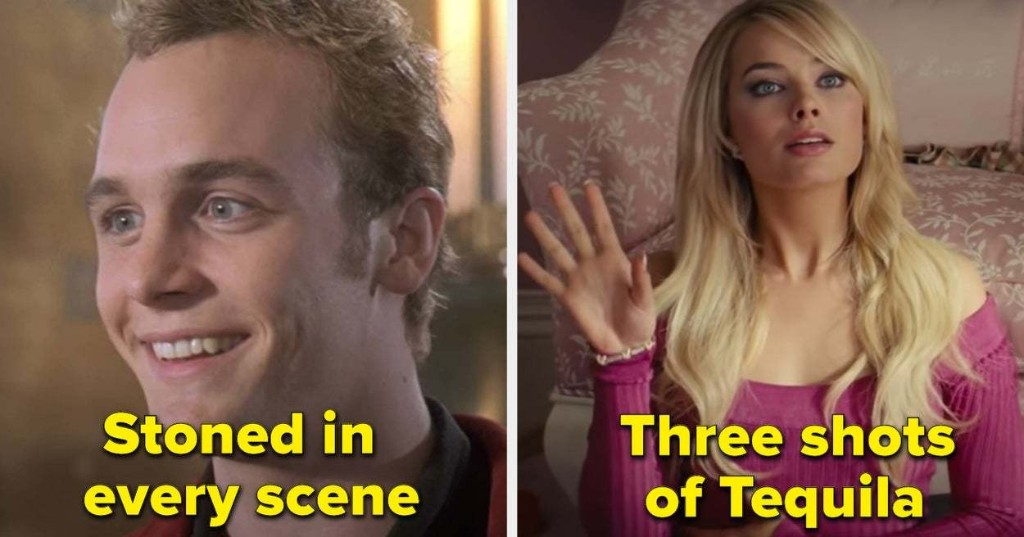 17 Movies Stars Who Were Drunk Or Stoned While Filming Classic Scenes
