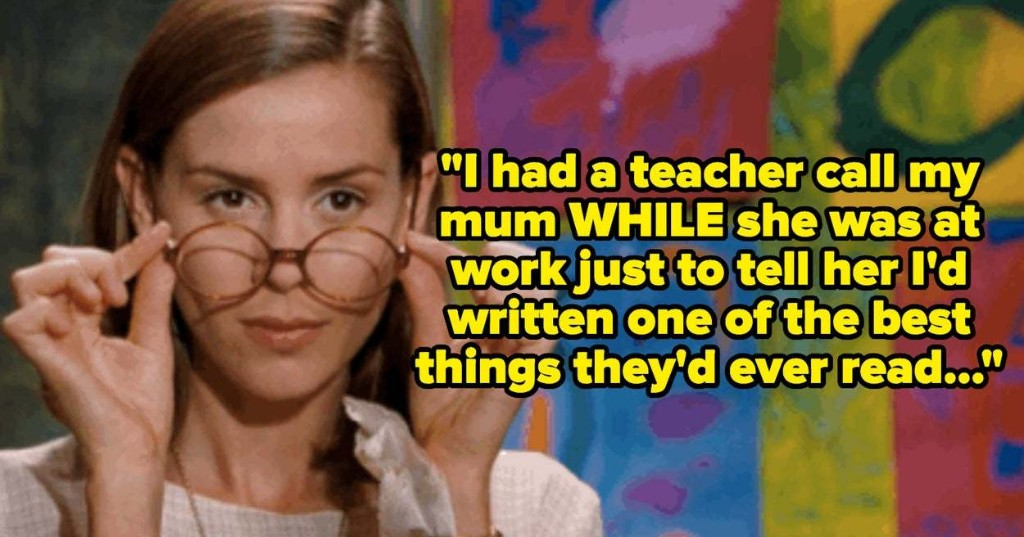 "People Shared Things Teachers Did For Them That They'll ""Never Forget"" And — I Promise You — You Will Cry"