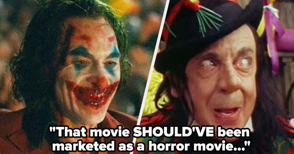 22 Non-Horror Movies That Are — Low-Key — Pretty Freakin' Terrifying