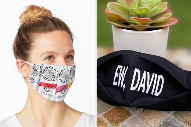 36 Face Masks So Good You'll Want To Send Them To Friends