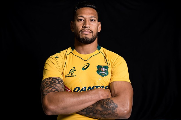 Opinion: Everyone Is Wrong About Israel Folau