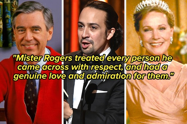 21 Unproblematic Celebrities Literally EVERYONE Loves