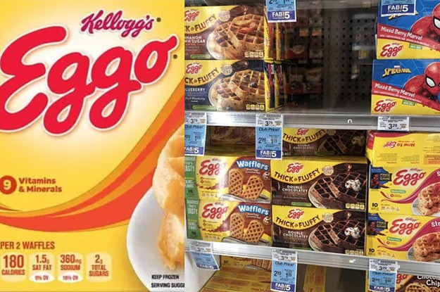 This Eggo Waffles Ranking Will Settle Which One Is Best