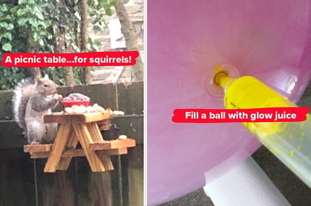 46 Weekend DIYs That Will Make Your Backyard Better While Trapped At Home