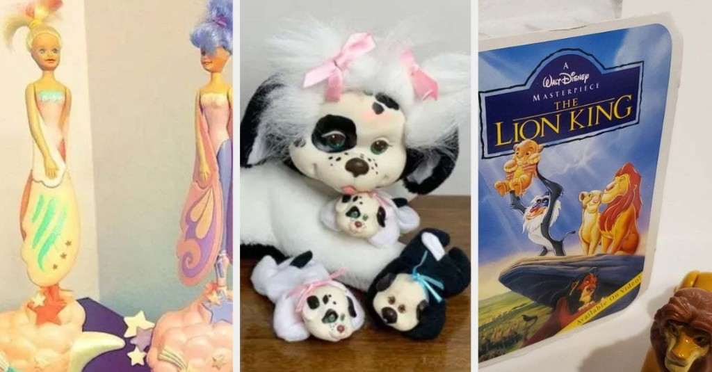 30 Toys From The '90s That You Or Someone You Know Definitely Had When You Were A Kid