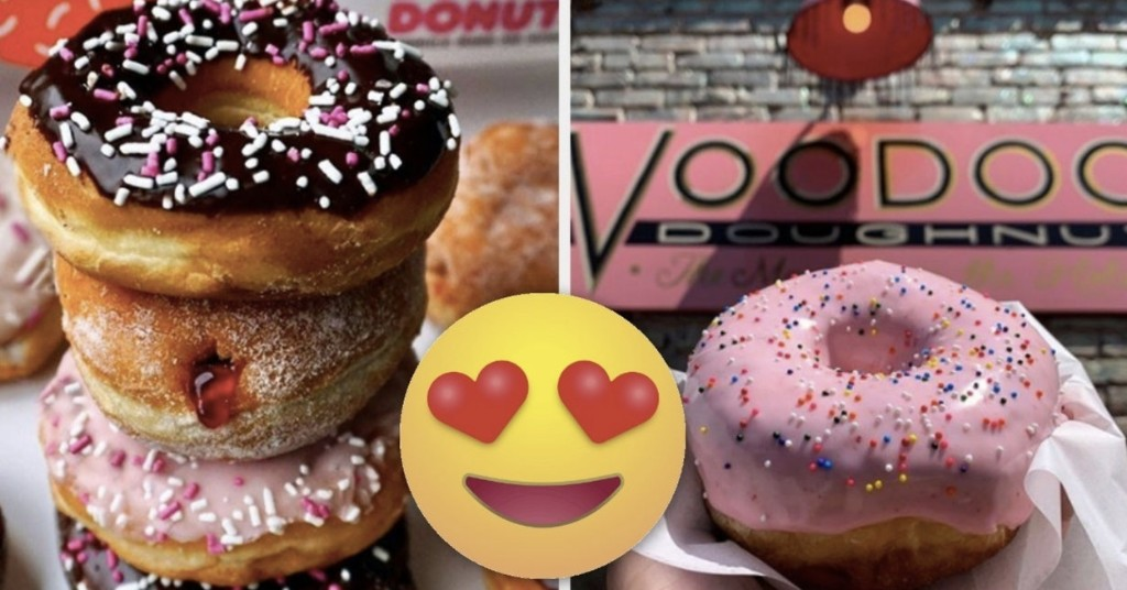Here Are All The Places You Can Get Free Donuts Today