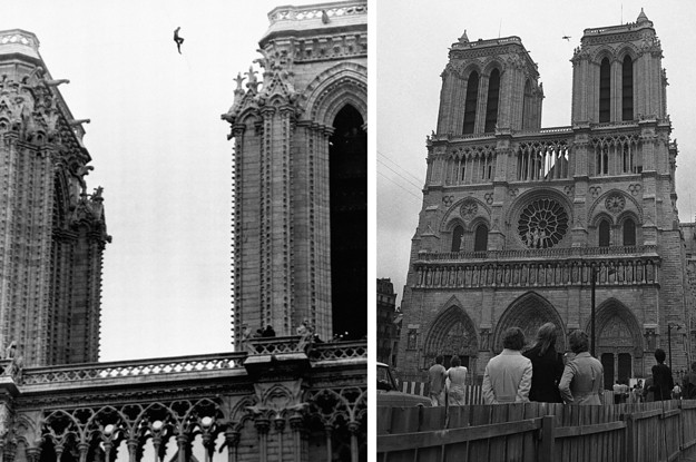 These Historic Photos Of Notre Dame Cathedral Show Its Eventful Past
