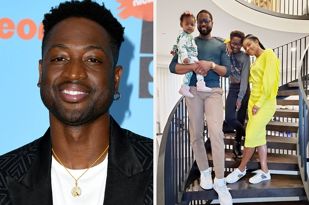 Dwyane Wade Opened Up About Raising His Queer Child And It's Exactly What Every Parent Needs To Hear