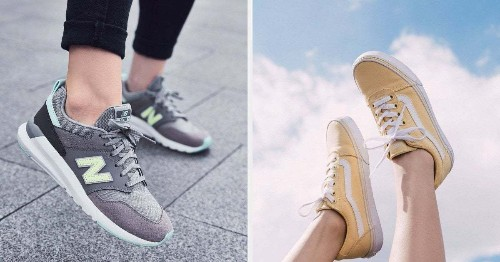 24 Cute And Comfy Sneakers From DSW That'll Probably Become Your New House Shoes