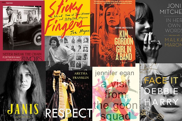 11 Great Books About Rock And Roll