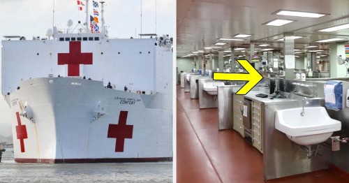 23 Facts About Hospital Ships That Are Honestly Fascinating