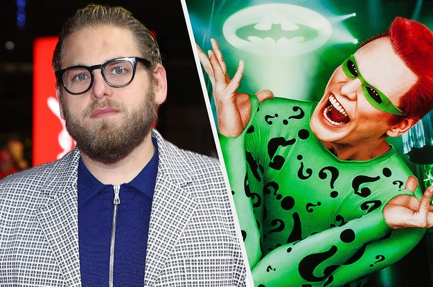 Jonah Hill Is Apparently In Talks To Play The Riddler And, Wow, Would He Be Perfect For That Role